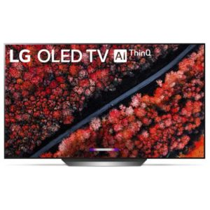 "77"" LG OLED77C9PUB 4K HDR10 SMART AI OLED TV WITH THINQ"