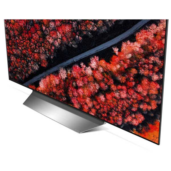 """77"""" LG OLED77C9PUB 4K HDR10 SMART AI OLED TV WITH THINQ - Sideview 2"""