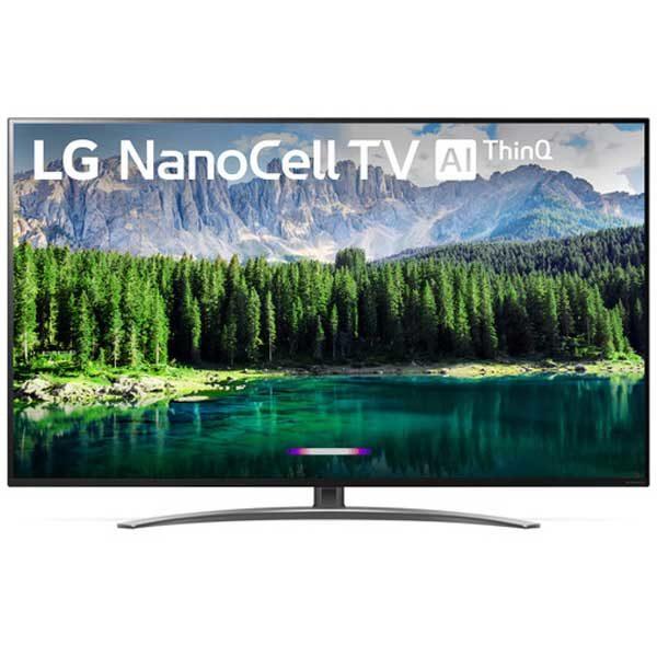 "65"" LG 65SM8600PUA HDR 4K UHD NanoCell IPS Smart LED TV"