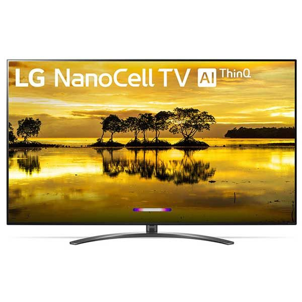 "75"" LG 75SM9070PUA HDR 4K UHD NanoCell IPS Smart LED TV"