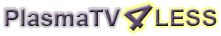 PlasmaTV4Less Logo